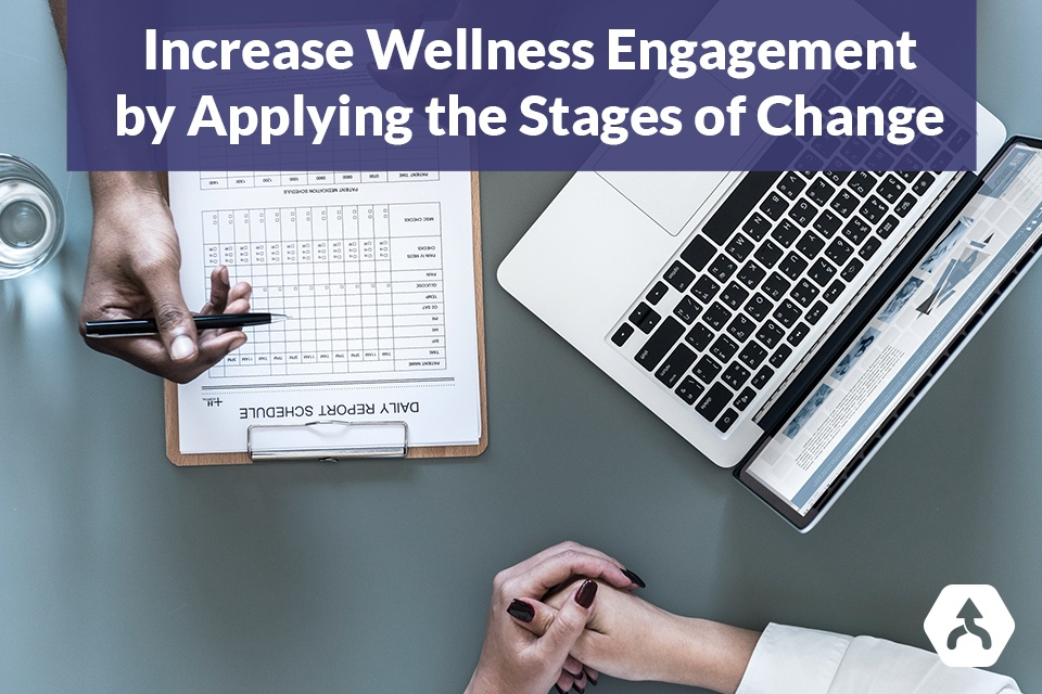 Increase Wellness Engagement by Applying the Stages of Change